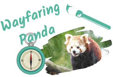 wayfaring panda - An eco lifestyle blog focusing on crafts, gardening, cooking, pets, and travel