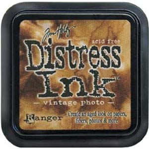 Tim Holtz Vintage Photo Distress Ink